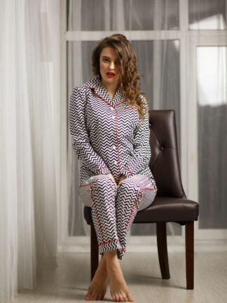 Пижамы из хлопка